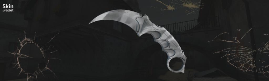 karammbit urban masked rare csgo knife