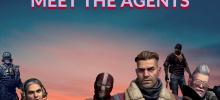 Novas skins de personagens. Operação Shattered Web