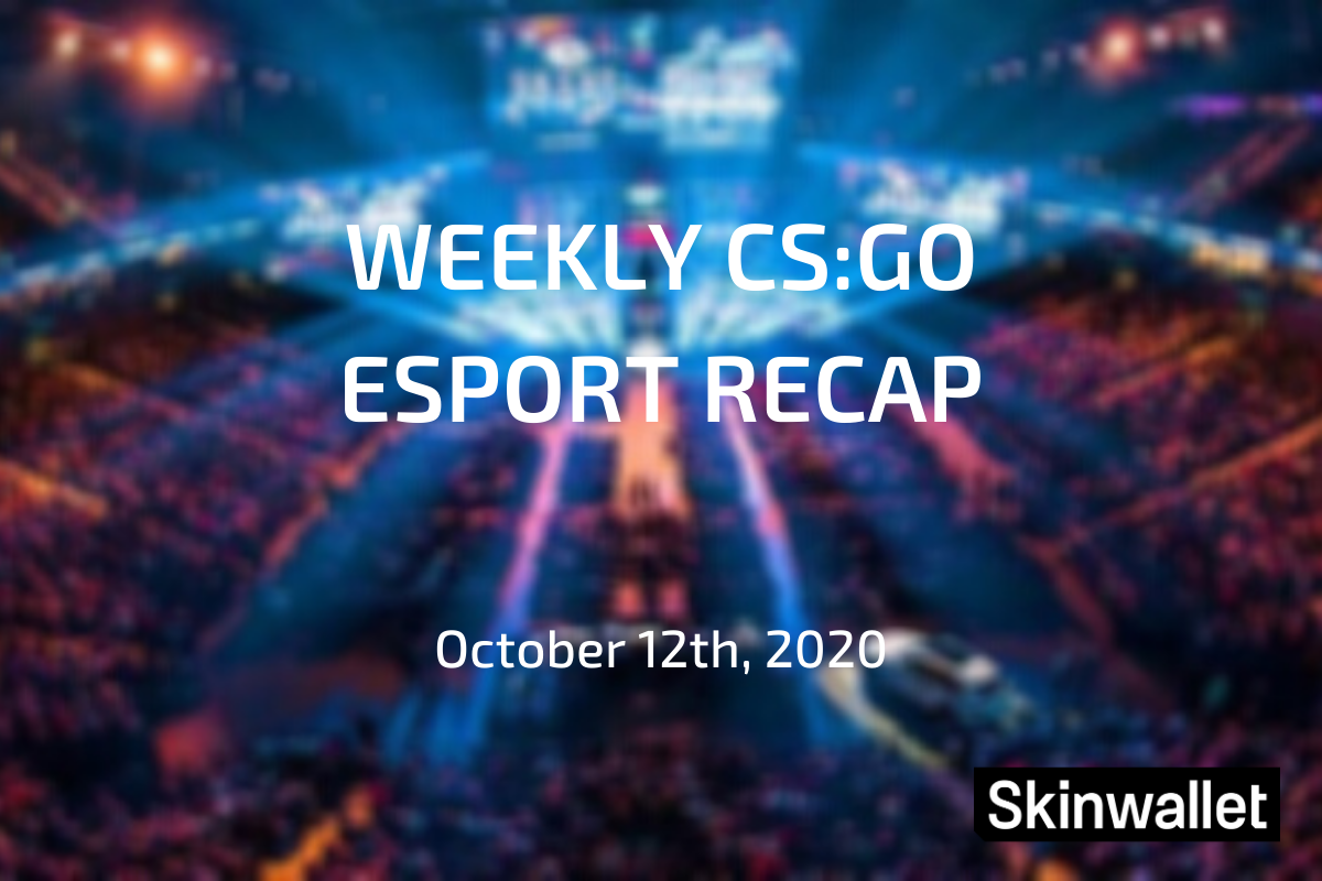 weekly esports recap