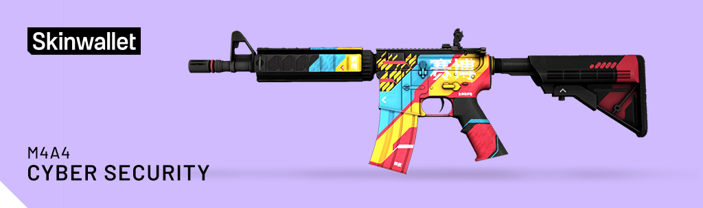 cs go broken fang case skin m4a4 cyber security