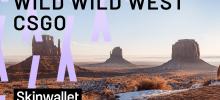 Música e skins Wild Wild West CSGO
