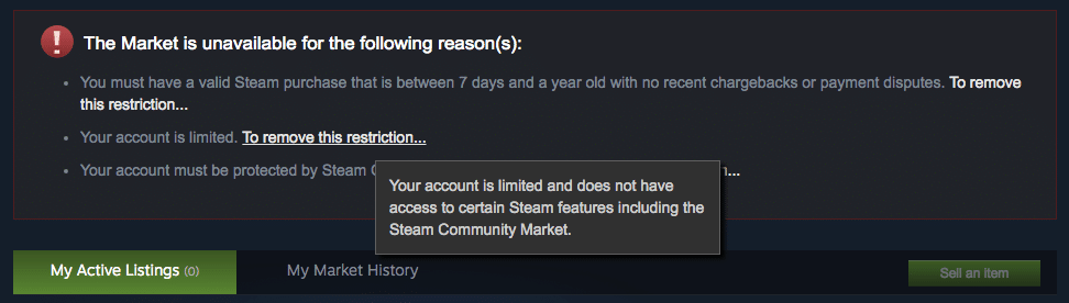 best place to sell steam account