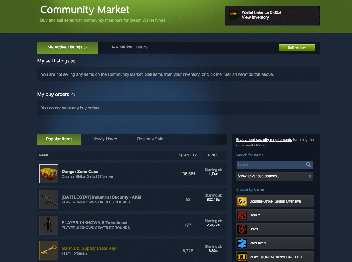 666c442963 How to check if your Steam Account can Trade | SkinWallet Blog