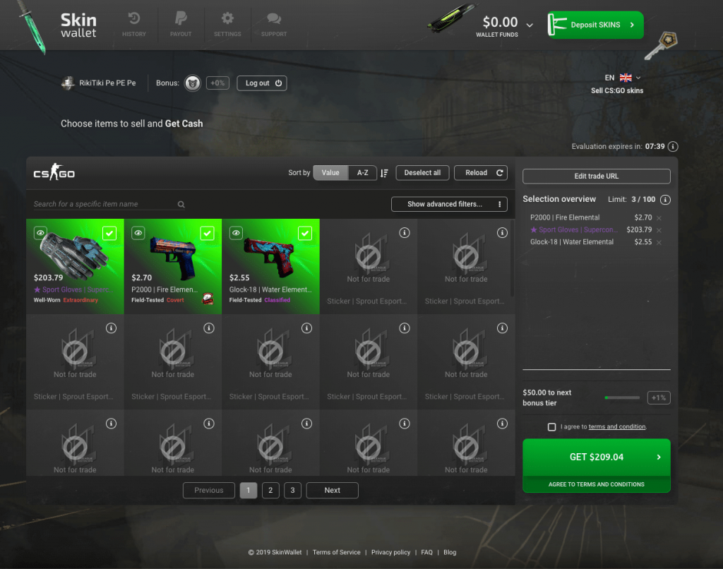 4 Best Ways to Sell CS:GO Skins: How to Choose Your Skins