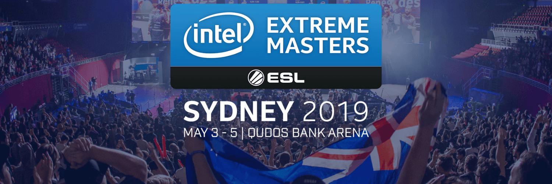 IEM Sydney 2019 logo