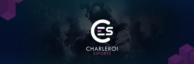 charleroi esports logo