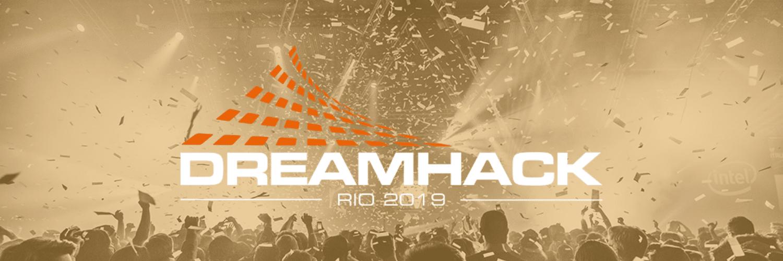 dreamhack open rio 2019 logo