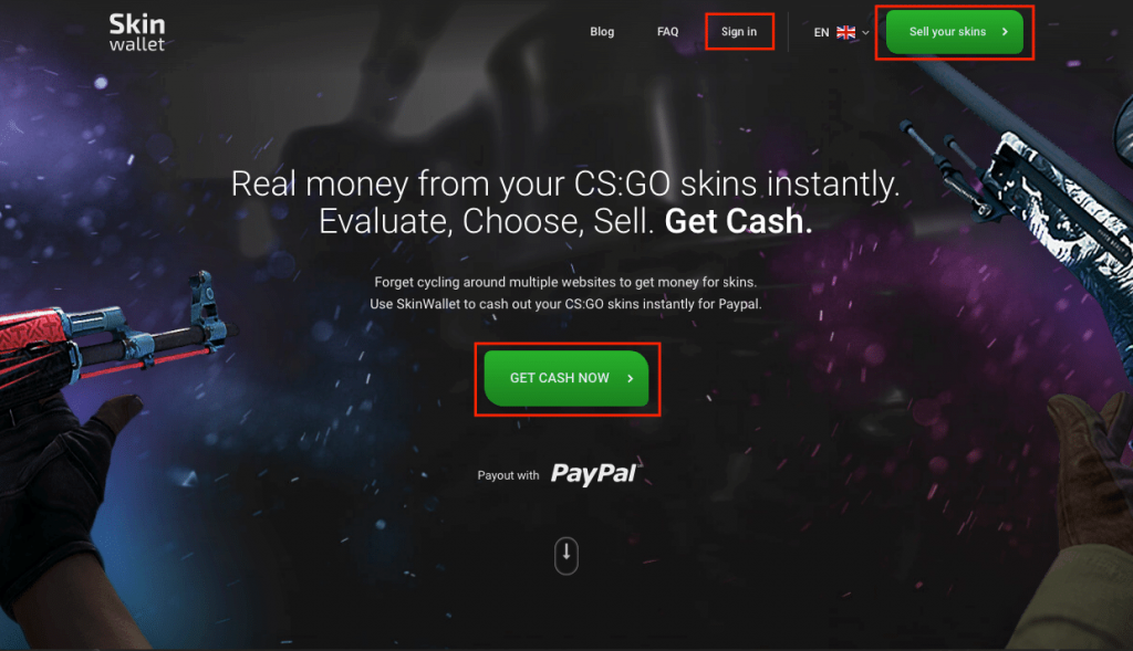 Reveal Your CS:GO Inventory Price in 3 Easy Steps | SkinWallet Blog