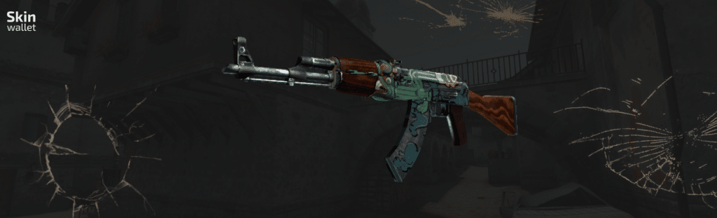 ak 47 fire serpent csgo skin