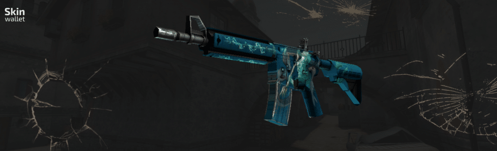 M4A4 CS:GO Skins - Everything you should know about CT main