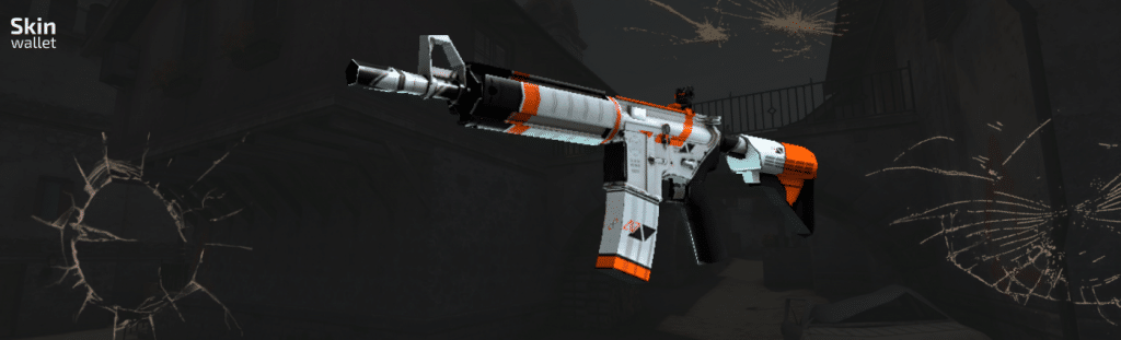 M4A4 CS:GO Skins - Everything you should know about CT main rifle