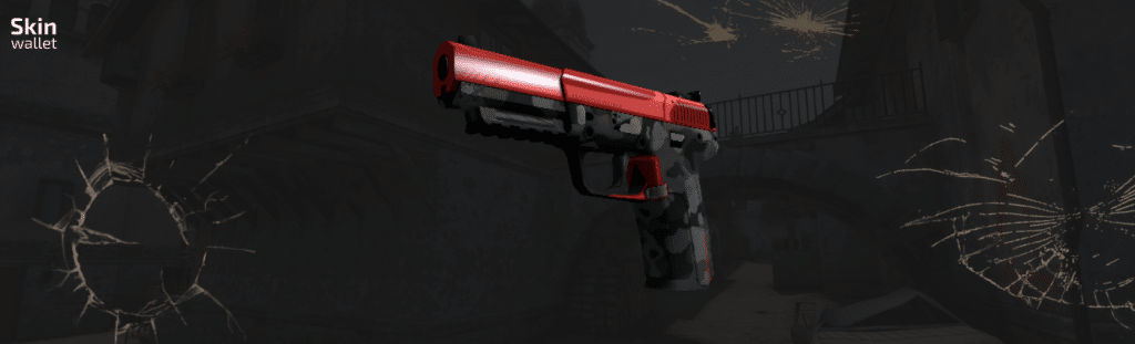 five-seven urban hazard csgo skin