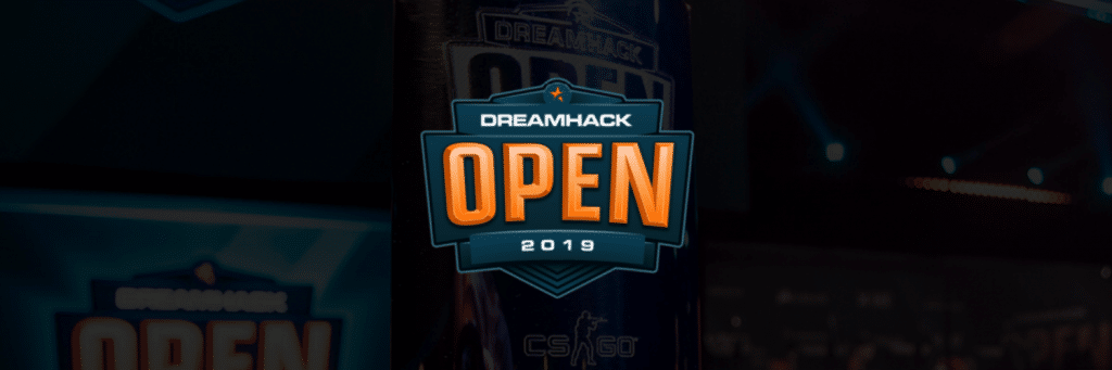 dreamhack open tours 2019 logo