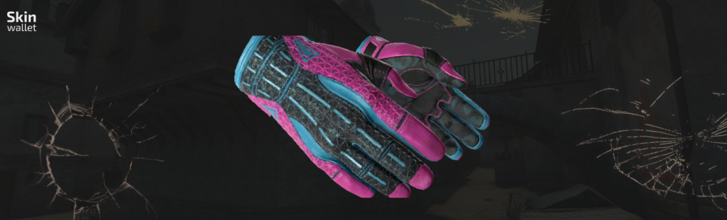 sport gloves vice csgo skin