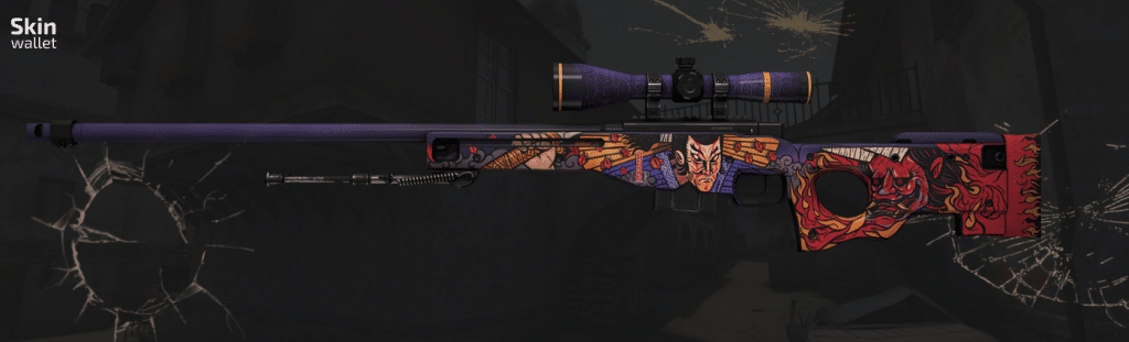 CS:GO Anime Skins or How to Release Your Inner Gun-Otaku