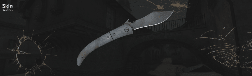 navaja knife night stripe csgo skin