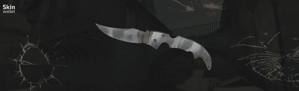 falchion knife urban masked csgo skin