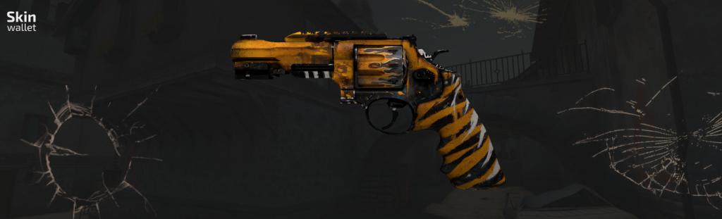 r8 revolver skull crusher csgo skin