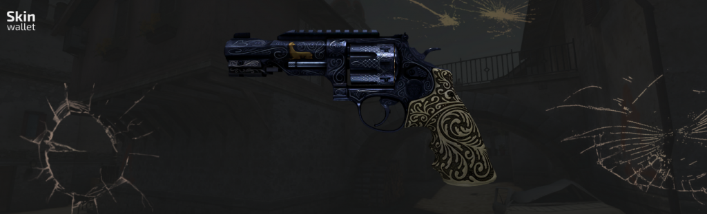 r8 revolver llama cannon csgo skin