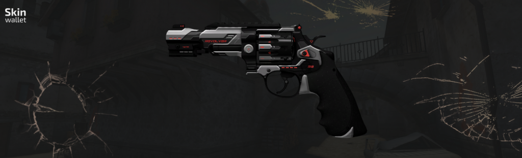 r8 revolver reboot csgo skin