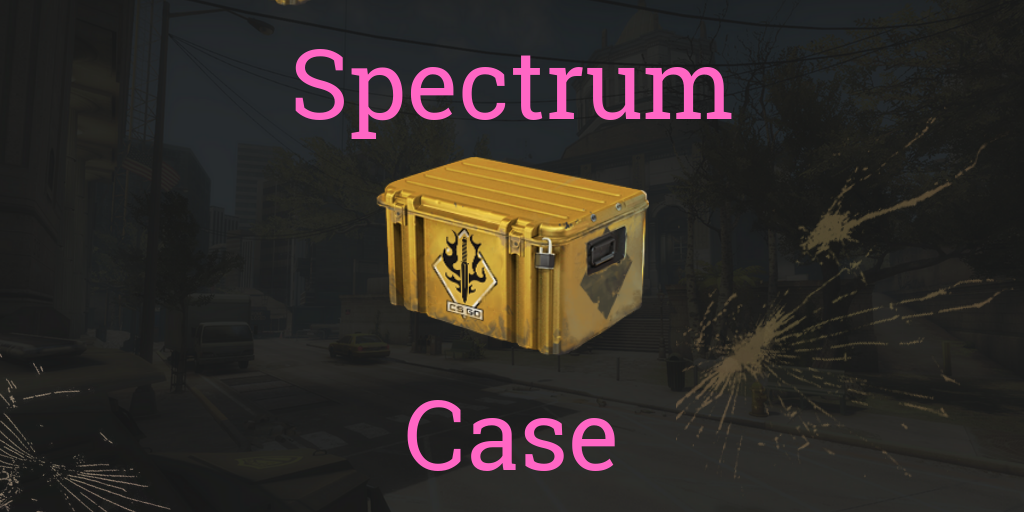 spectrum case logo