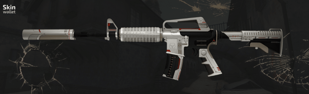 m4a1-s mecha industries csgo skin