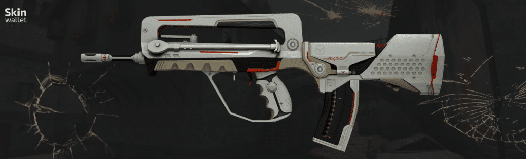 famas mecha industries csgo skin