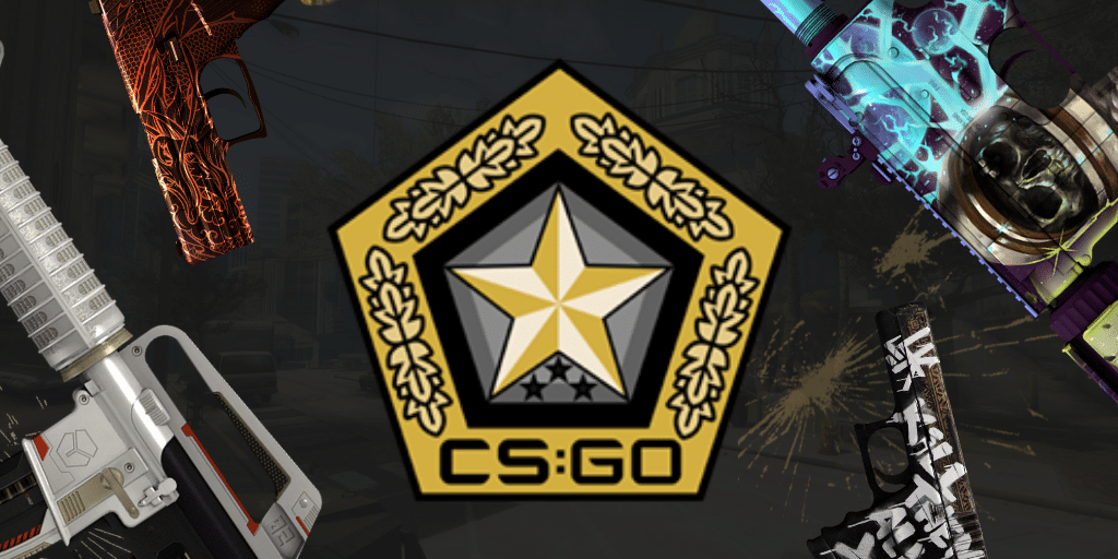 csgo gamma case skins and logo