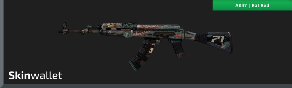 AK 47 | Rat Rod