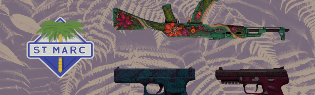 st. marc collection csgo skins
