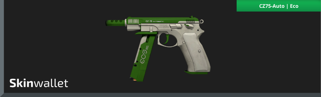 CSGO Green Skins CZ75-Auto Eco