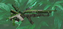 The Best Green CSGO skins for Spring 2020