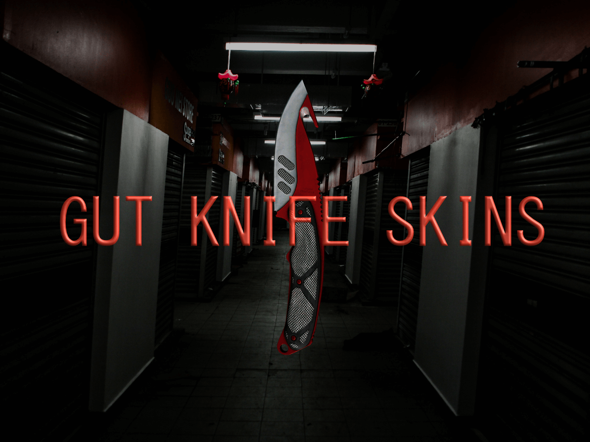 gut knife skins csgo best