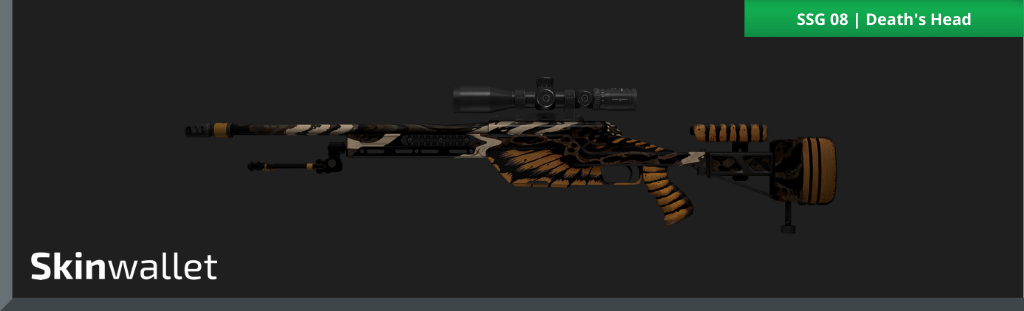 csgo ssg 08 deaths head skin