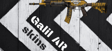Looking at Galil AR skins in 2020