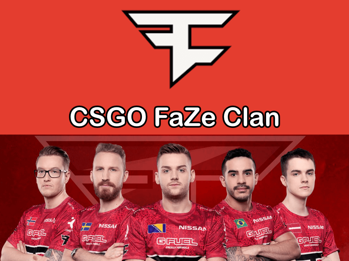 csgo faze clan team roster