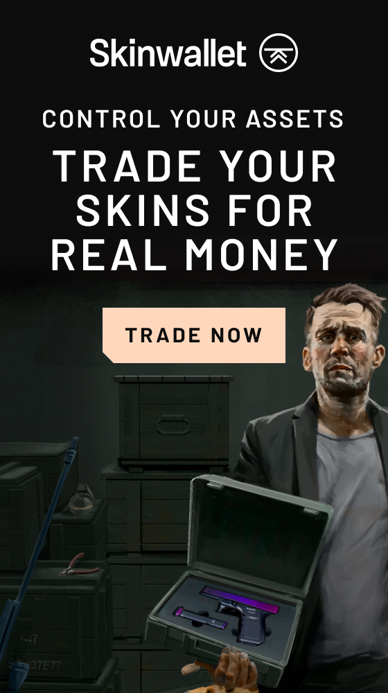 trade skins now