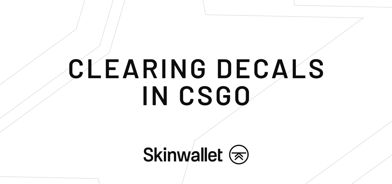 clearing decals in CSGO