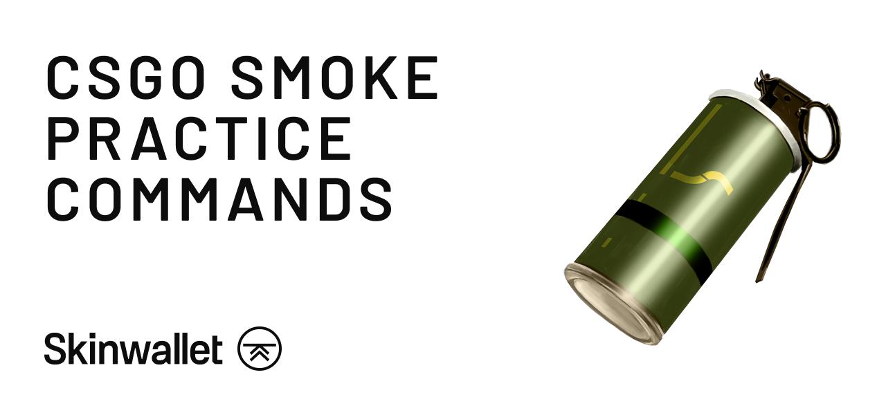 csgo smoke practice commands