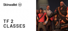 CSGO Agents? OK, But Do You Know TF2 Characters?