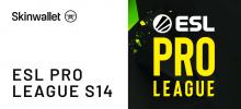 How's ESL Pro League S14 Online Major Going?