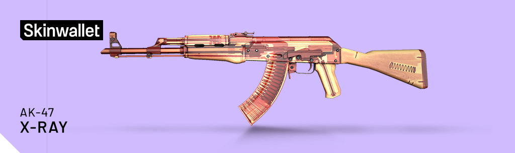 ak 47 x ray skin cs go operation broken fang