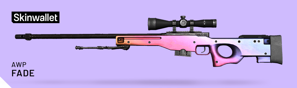 awp fade skin cs go operation broken fang