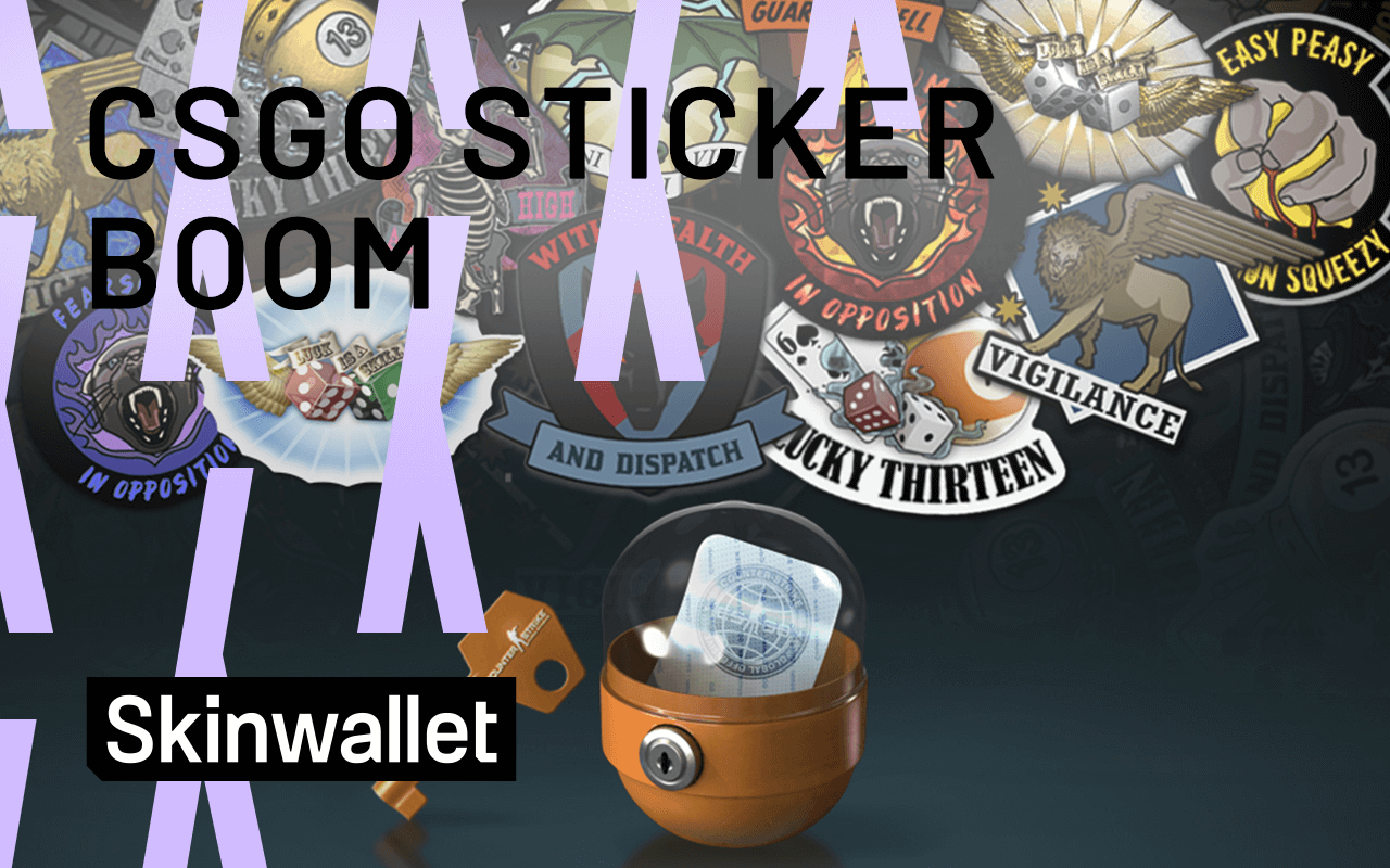 cs go sticker boom 2020