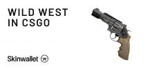 Wild West CSGO Skins Und Musik