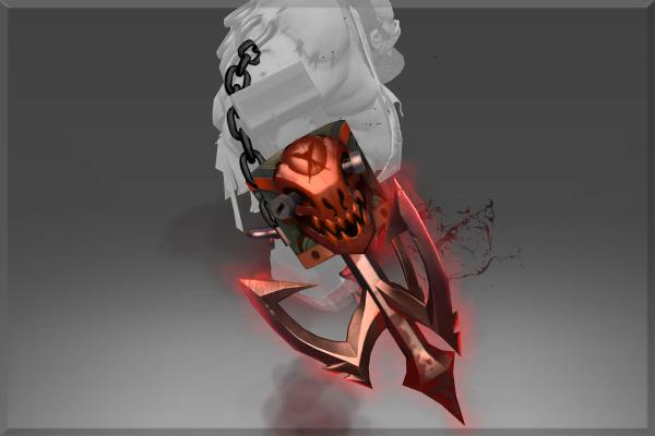Dota 2 Pudge Ripper's Reel of the Crimson Witness