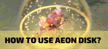 How to use Aeon Disk in Dota 2