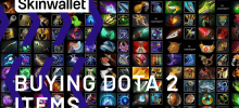 How To Buy Dota 2 Items?