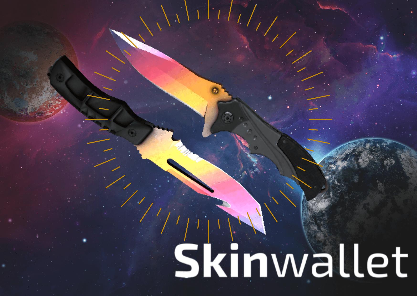 CSGO Knife skins | ножи из cs go