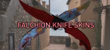 Фальшион кейс и лучшие CS:GO скины для одноименного ножа
